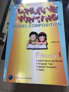 P1 Creative Writing Model Compositions