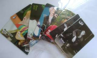 EXO Yes Card Set