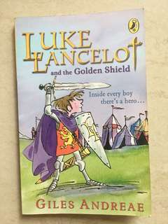 Luke Lancelot and the Golden Shield