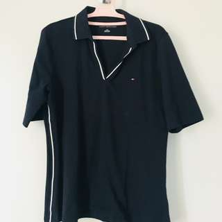 Authentic Tommy Hilfiger V Neck Top
