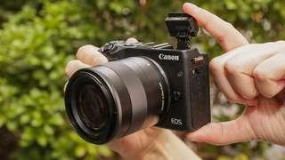 Canon Eso M3. Kredit Proses 20mnt di Ace Cellular