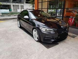BMW M235i Coupe 3.0 Auto