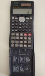 Casio Scientific Calculator fx991 MS