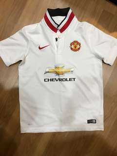 Manchester United 14/15 away jersey