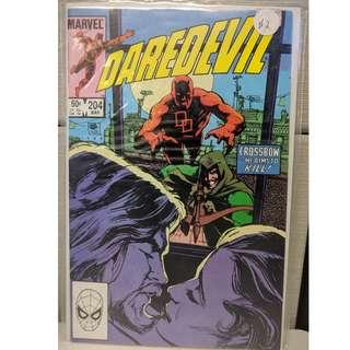 *Marvel* Daredevil #204