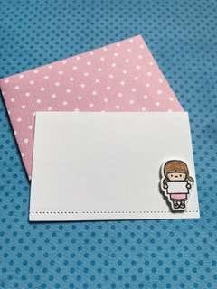 Handmade Gift Card
