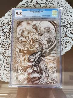 Amazing Spider-Man 798 C2E2 CGC 9.8