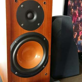 Chario a pair of Front and Centre Speaker