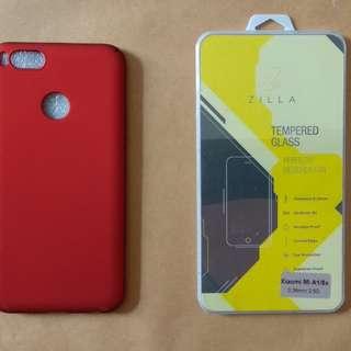 Dijual Casing + TG Xiaomi A1/5x