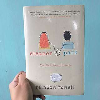 NEW and SEALED Eleanor & Park by Rainbow Rowell