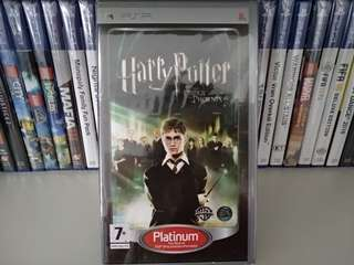 PSP - Harry Potter And The Order Of The Phoenix