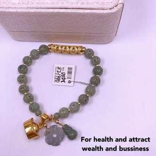 Lucky Jade Bracelet