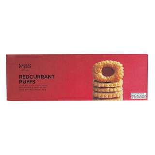 Marks & Spencer 🌟Redcurrant Puffs Biscuits (HALAL) 🌟HOT SALE🌟 (M & S)