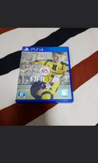 WTS PS4 Game - Fifa 17