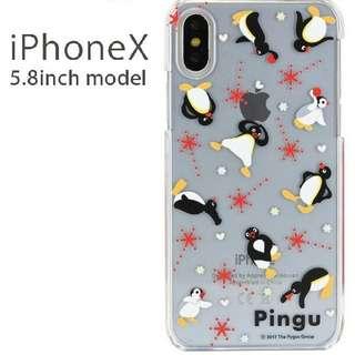 Pingu iPhone X 手機殼