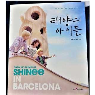 🚚 太陽之子:SHINee巴塞隆納寫真遊記[韓版]
