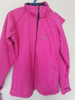 High quality windstopper water- resistant jacket