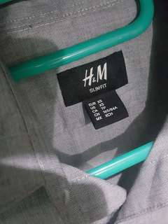 Shirt By H&M