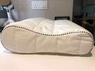 Rolleka Memory Foam Pillow (used only once)