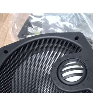 Brand New Harley Davidson Motorbike Audio Component Set Speaker For Sale