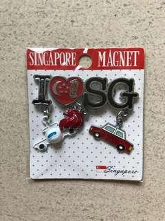 Souvenir from Singapore