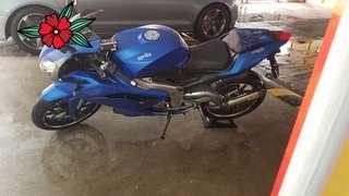 2009 RS125 Coe Nov 2021