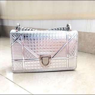DIOR Diorama Silver (Premium not ori)