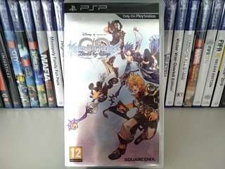 PSP - Kingdom Hearts: Birth By Sleep