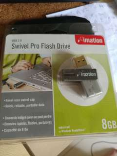 Imation swivel pro flash drive