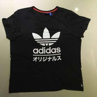 Authentic Adidas Originals Logo Tee