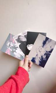 Fansite Goods Namjoon Postcards