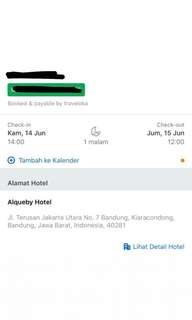 VOUCHER HOTEL BANDUNG ALQUELBY ANTAPANI