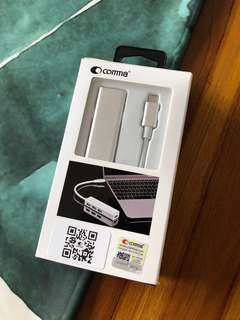 Comma iRonclad USBC Hub 3.0 Adapter