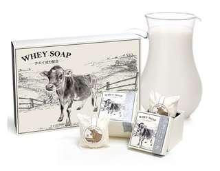 🚚 【Ashiya】日本皇室御用 乳清滋養皂