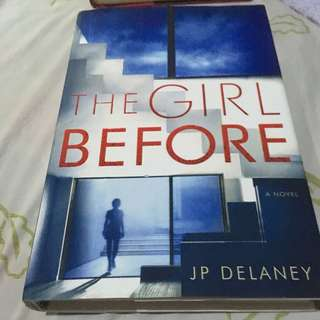 The Girl Before (HB)