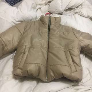 NUDE PUFFER JACKET