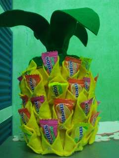Nanas candy