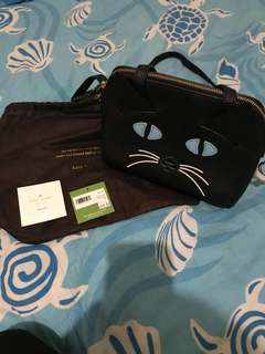 Authentic kate spade 2way bag and iphone 7 case