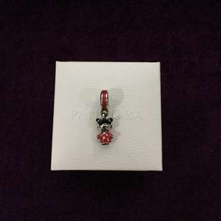 Authentic Pandora Chinese doll charm