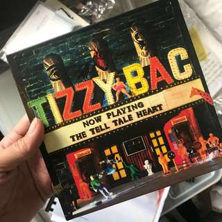 Tizzybac The Tell Tale Heart