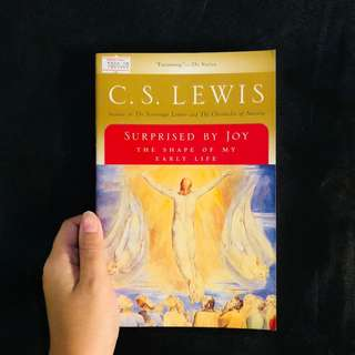 CS Lewis Surprised by Joy