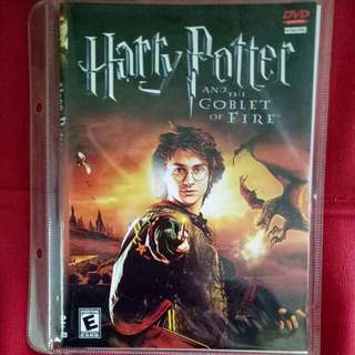 Harry Potter PS2 CD Game