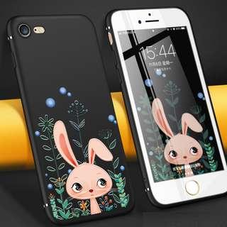 [INSTOCKS] Cute Rabbit iPhone 6 plus / 6s plus Case
