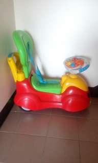 小童玩具車