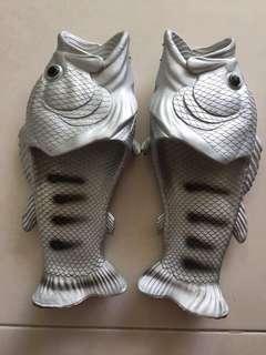 Fish Slippers