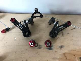 Avid Ultimate Shorty  Cantilever Brakeset