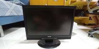 "Prolink 22"" TFT widescreen LCD monitor"