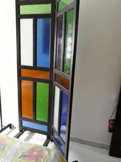 3 panel divider