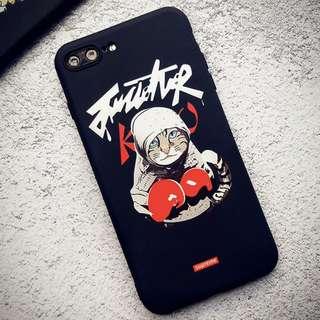 [INSTOCKS] Hypebeast Supreme Cat iPhone 6 plus/ 6s plus Case