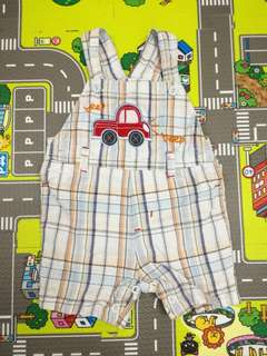 Baby Boy Overall